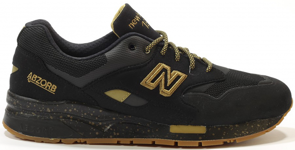 New Balance 1600 Elite Black Gold - CM1600AG