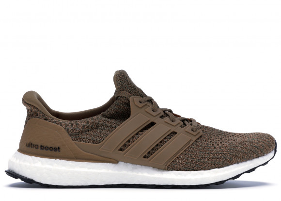 adidas UltraBOOST Raw Desert/ Raw Desert/ Base Green - CM8118