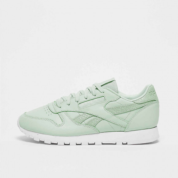 Reebok Classic Leather PS Pastel green - CM9161