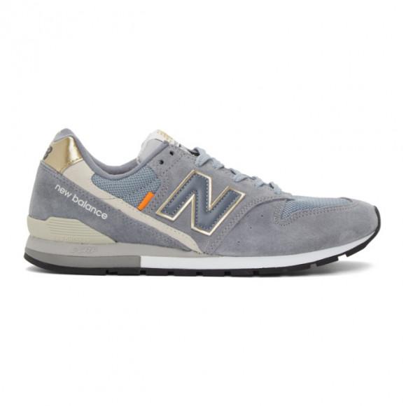 new balance 996 grigio