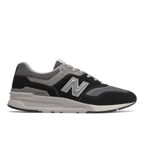 New Balance 997 Black/ Gray - CM997HBK