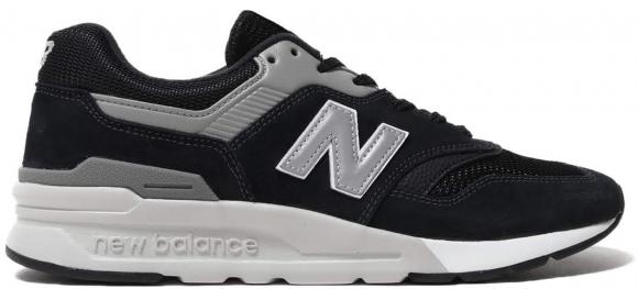 New Balance 997 Black Silver - CM997HCC