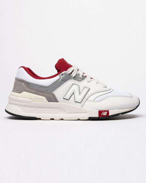 New Balance 997H White/ Red - CM997HGA