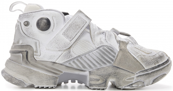 Reebok Genetically Modified Pump Vetements White - CN0408