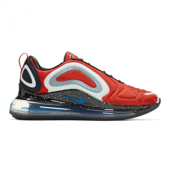 Nike Black Undercover Edition Air Max 720 Sneakers - CN2408