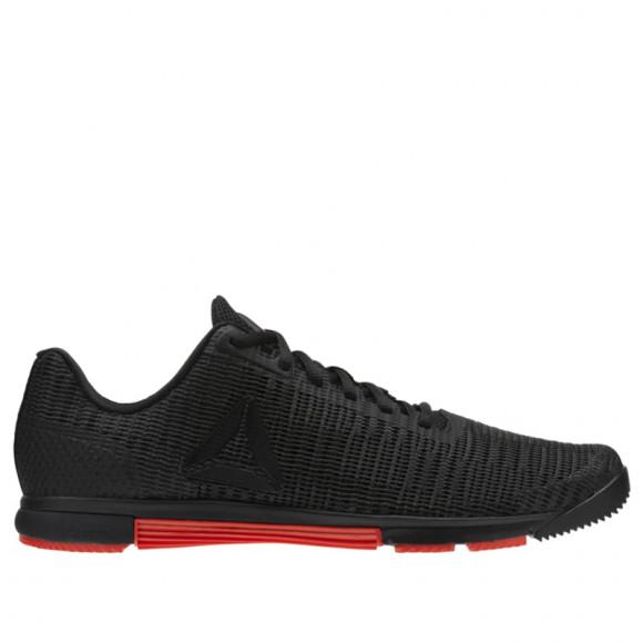 Reebok Speed TR Flexweave 'Black Carotene' Black/Carotene Marathon Running Shoes/Sneakers CN5499 - CN5499