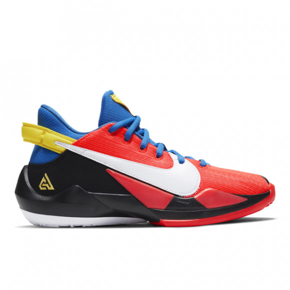 Nike Zoom Freak 2 GS 'Bright Crimson' - CN8574-606