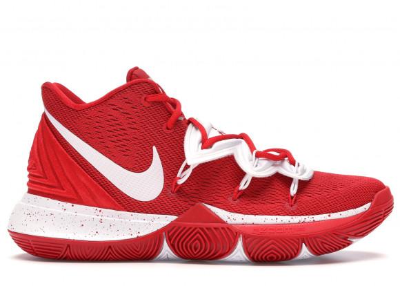 Nike Kyrie 5 Team University Red White