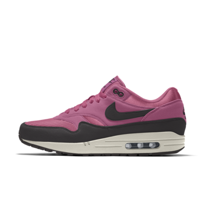 Scarpa personalizzabile Nike Air Max 1 By You - Rosa - CN9672-991