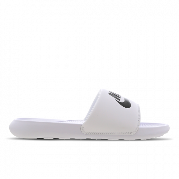 Nike Victori One Men's Slide - White - CN9675-100