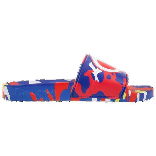 Champion IPO Camo Slides - Men's Slides - CP100457M-440