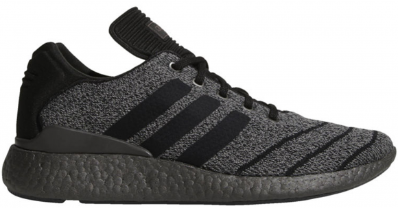 adidas Busenitz Pureboost Grey Black - CQ1160