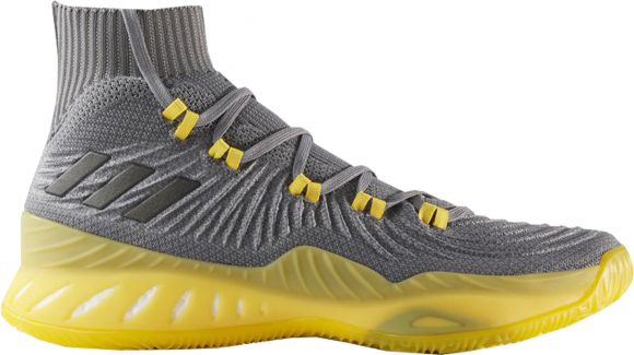 adidas Crazy Explosive 2017 Grey Yellow - CQ1396