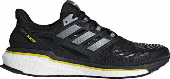 adidas Energy Boost 5th Anniversary Black Yellow - CQ1762