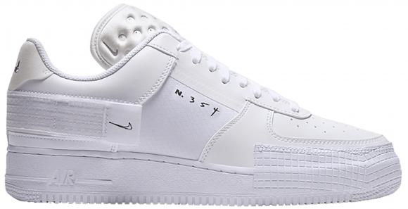 Nike Air Force 1 Type White - CQ2344-101/CT2584-100