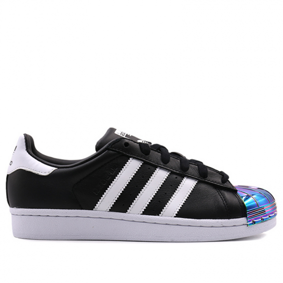 Adidas Superstar Metal Toe Black Sneakers/Shoes CQ2611 - CQ2611