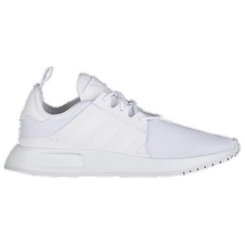 adidas Originals X_PLR - Boys' Grade School Running Shoes - Triple White / White