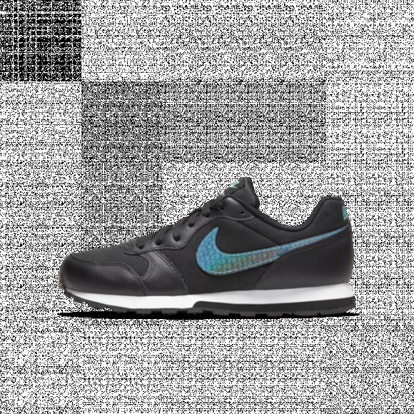 Chaussure Nike MD Runner 2 pour Enfant plus âgé Noir