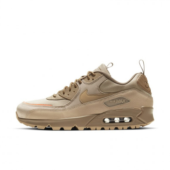Mens Nike Air Max 90 Surplus - Brown, Brown - CQ7743-200
