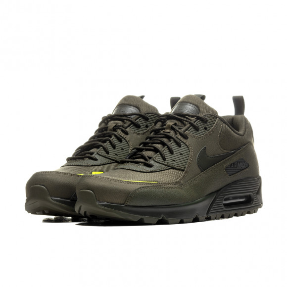 Mens Nike Air Max 90 Surplus - Green, Green - CQ7743-300