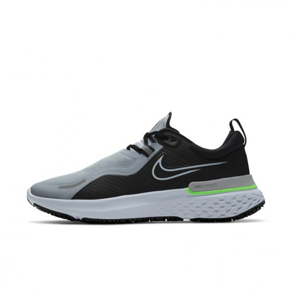 Nike React Miler Shield Men's Running Shoe - Black - CQ7888-003