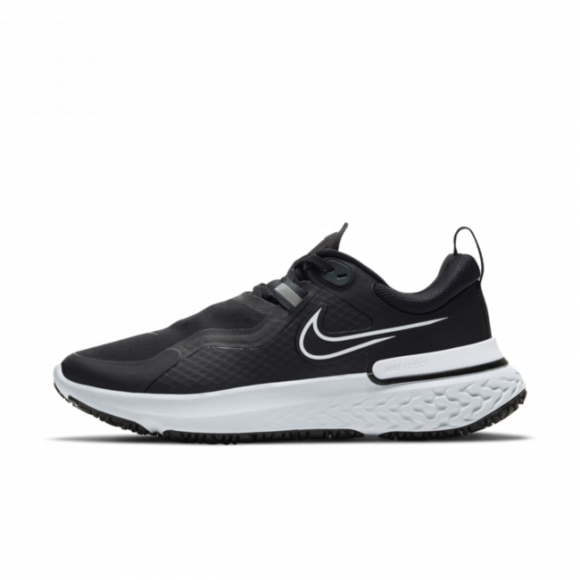 Nike React Miler Shield Women's Running Shoe - Black - CQ8249-002