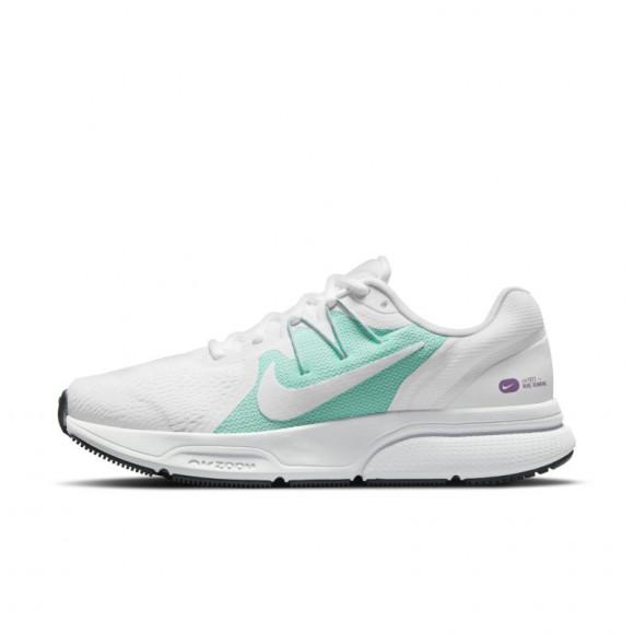 Nike Zoom Span 3 Women's Running Shoe - White - CQ9267-106