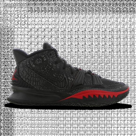 Mens Nike Kyrie 7 QS - Black, Black - CQ9326-001