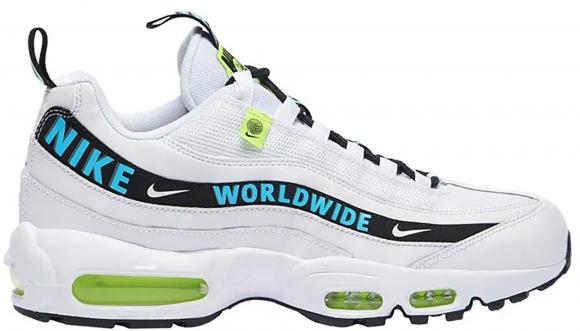 Nike Air Max 95 Worldwide Pack White - CQ9743-100