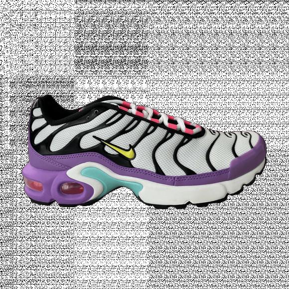 Nike Air Max Plus GS 'Bright Violet Multi'