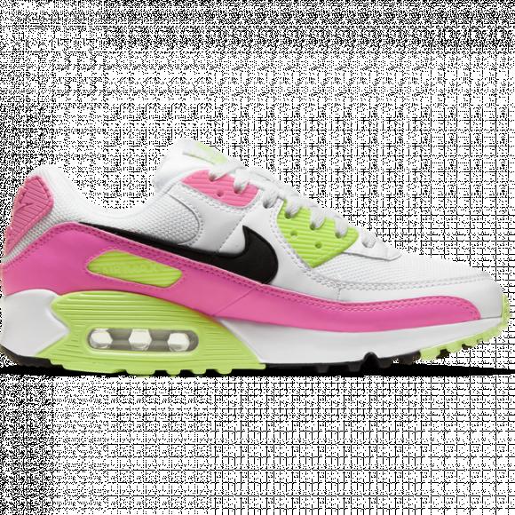 Nike Air Max 90 - Femme Chaussures - CT1030-100