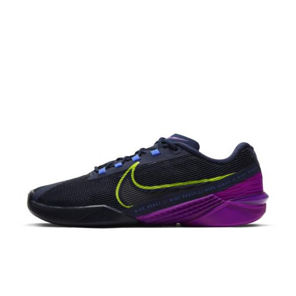Chaussure de training Nike React Metcon Turbo pour Femme - Bleu ...