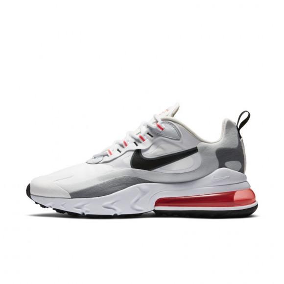 Chaussure Nike Air Max 270 React pour Homme - Blanc - CT1280-100