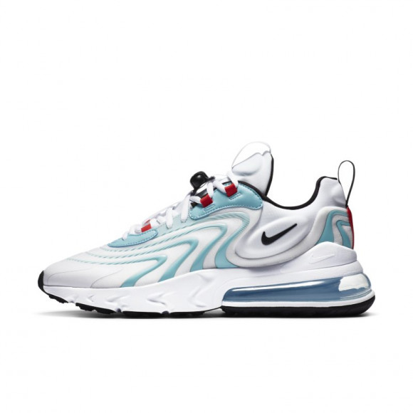 Nike Air Max 270 React ENG Men's Shoe - White - CT1281-100