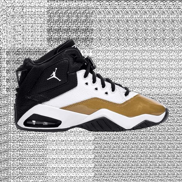 Air Jordan Jordan B'Loyal GS 'White Black Gold' - CT1604-100