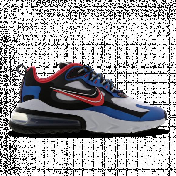 Nike Mens Nike Air Max 270 React Mens Shoes Imperial Blue Ember