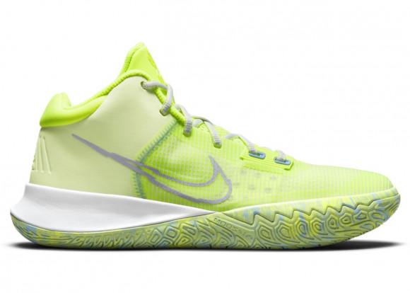 Nike Kyrie Flytrap Iv, Barely Volt/Photon Dust-Volt-Aluminum - CT1972-700