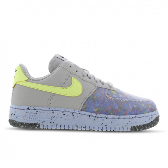 Nike Air Force 1 Crater Pure Platinum Barely Volt (W) - CT1986-001