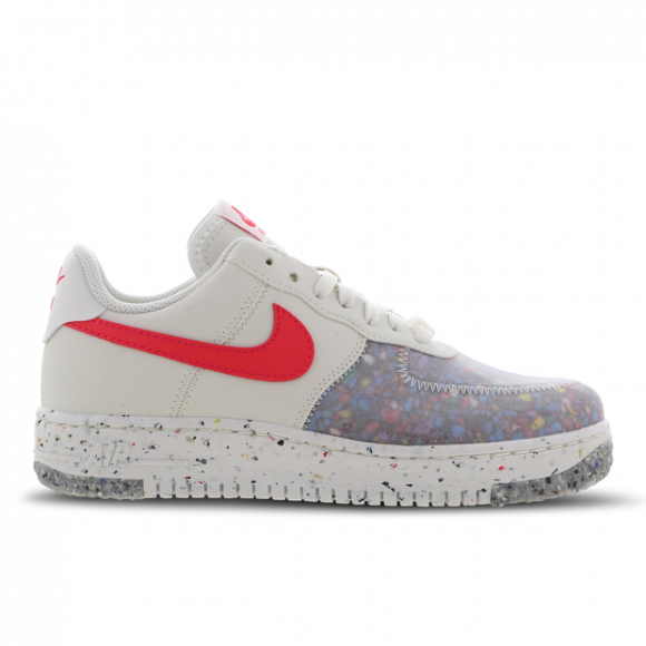 Nike Air Force 1 Crater Women's Shoe - White - CT1986-101
