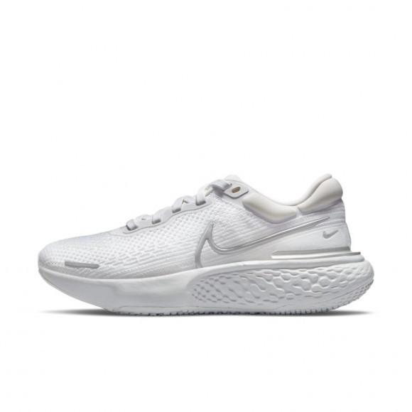 Nike ZoomX Invincible Run Flyknit Women's Running Shoe - White ...