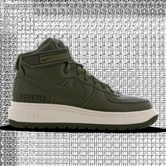 Nike Air Force 1 Gore-Tex Boot Medium Olive/ Seal Brown-Sail - CT2815-201