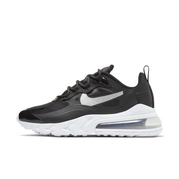 Nike Air Max 270 React Women's Shoe Black CT3426 001