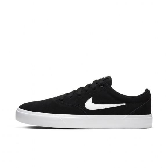 Chaussure de skateboard Nike SB Charge Suede - Noir - CT3463-001