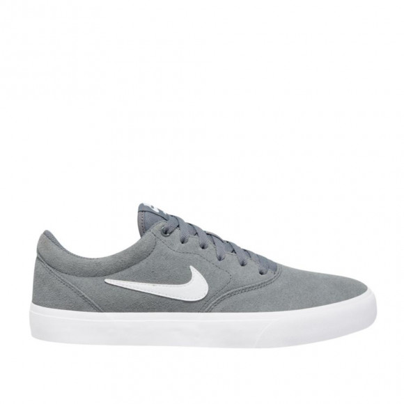 Nike SB Charge Suede Skate Shoe - Grey - CT3463-006