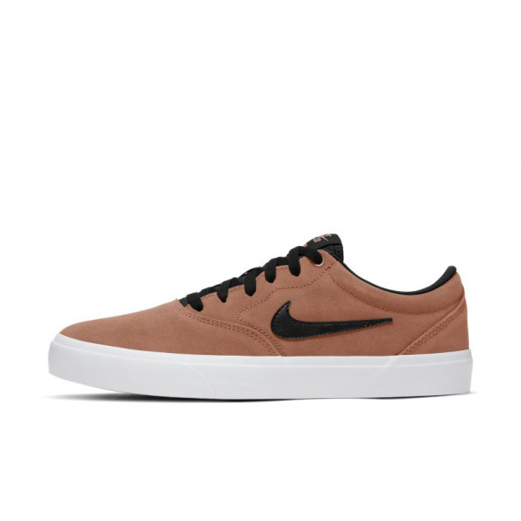 Nike SB Charge Suede Skate Shoe - Brown - CT3463-200