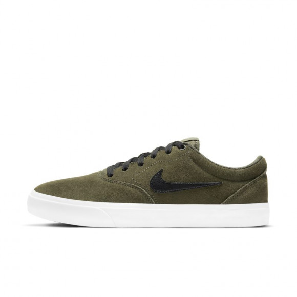 Nike SB Chaussure de skateboard Nike SB Charge Suede - Cargo Khaki ...