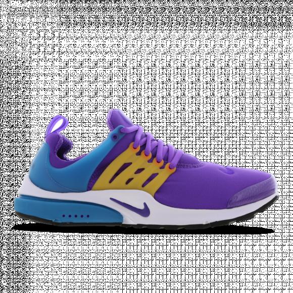 Nike Air Presto - Men's Running Shoes - Wild Berry / Fierce Purple / Cyber Teal - CT3550-500