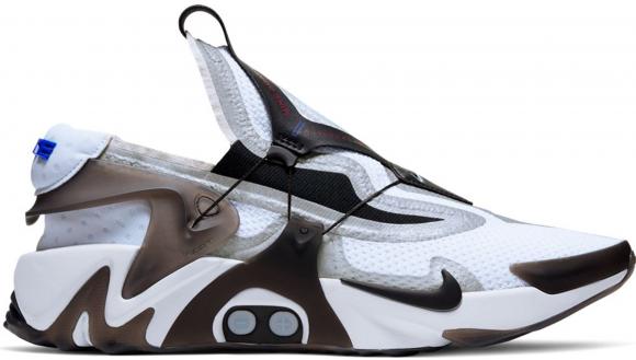 Nike Adapt Huarache White Black (UK