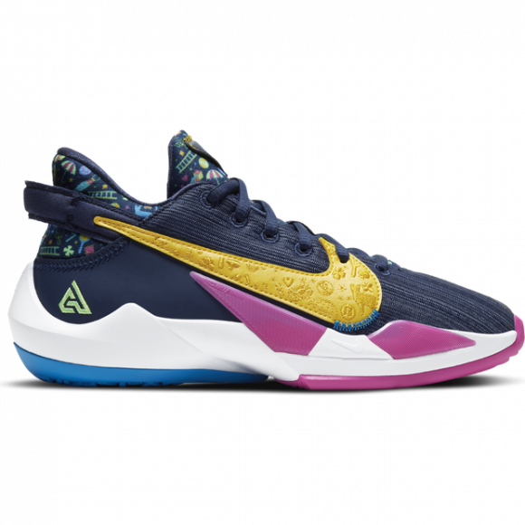 Nike Zoom Freak 2 PE GS 'Superstitious' - CT4592-400