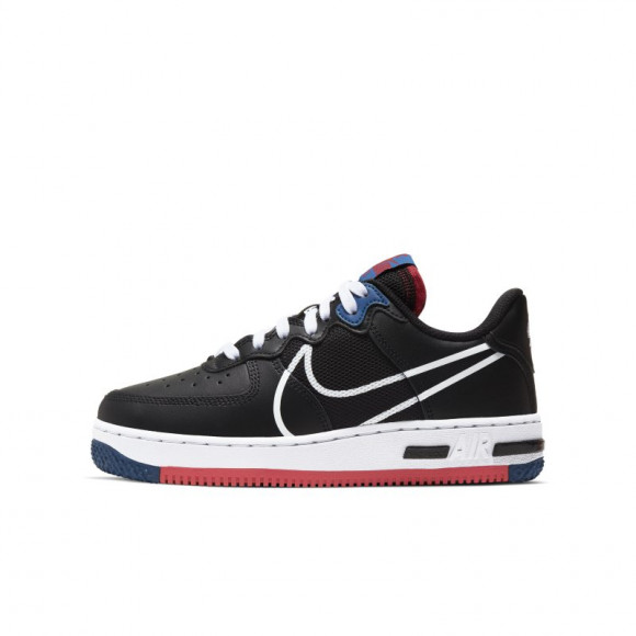Junior Air Force 1 React Trainer - CT5117-002
